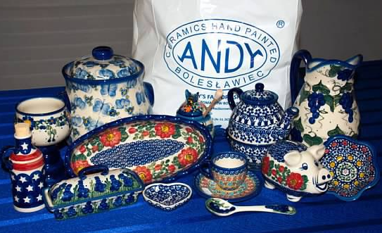 Andy's Polish Pottery