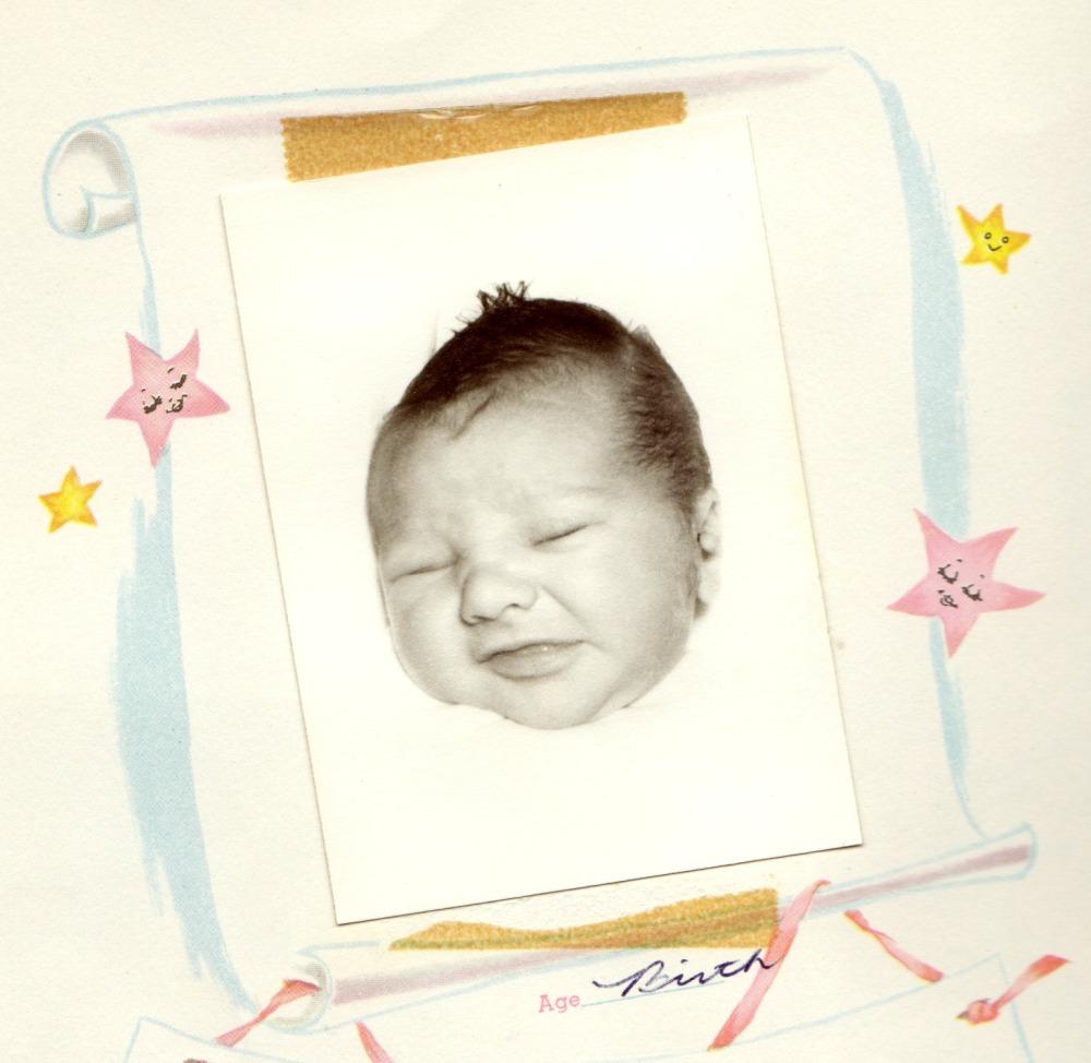 papa birth pic