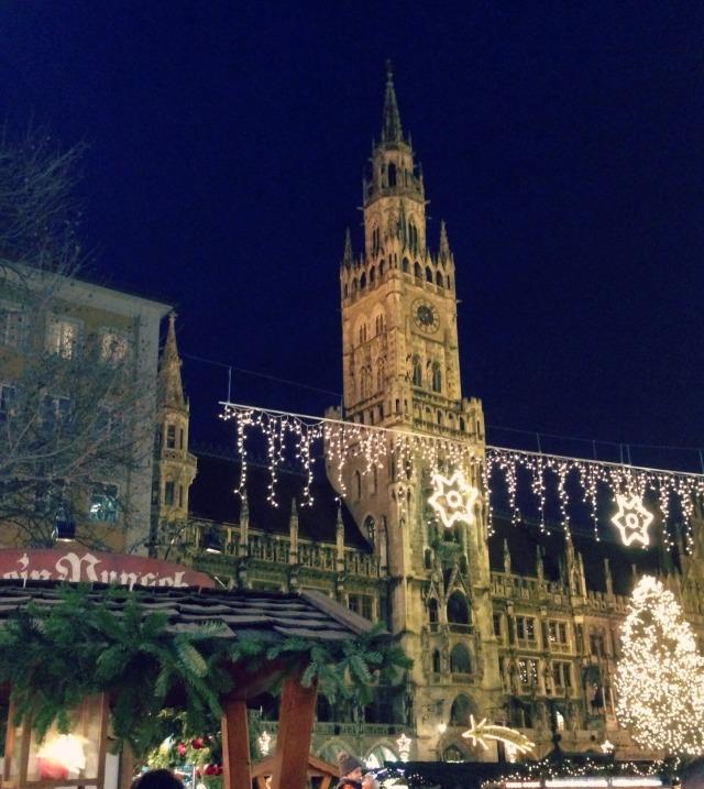 RathausMunichChristmasMarkt