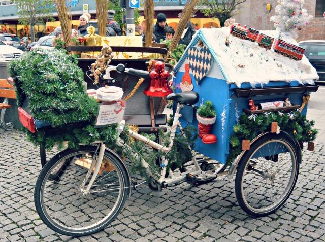 weihnachtsmannbicycle